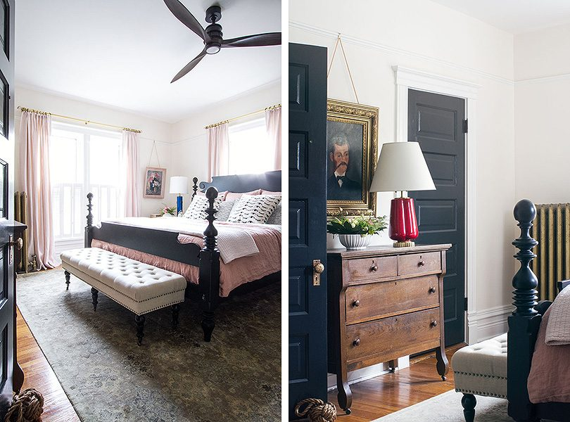 Bedroom, Making it Lovely