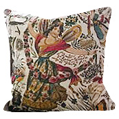 Design Legacy Figural Pillow