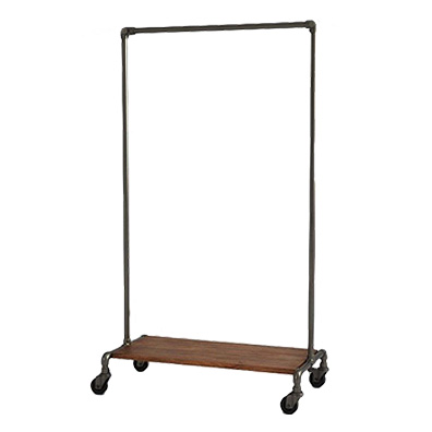 Industrial Garment Rack