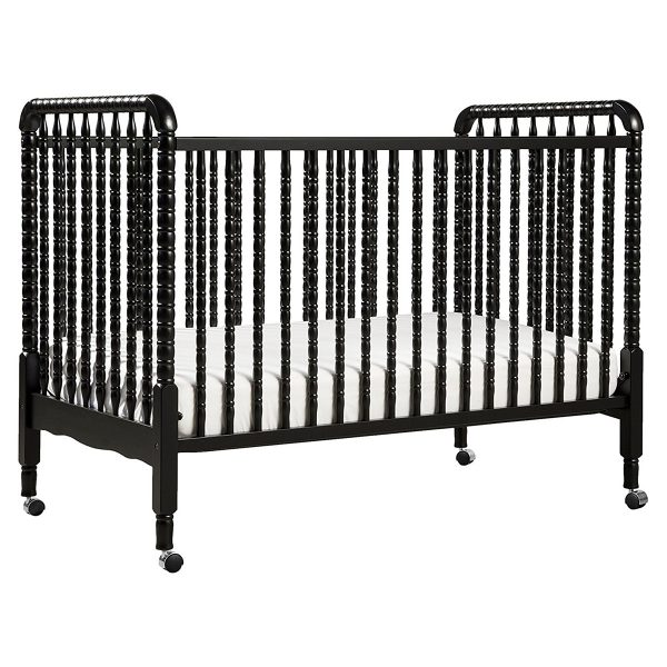 Jenny Lind Black Crib