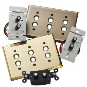 Push-Button Switches and Plates