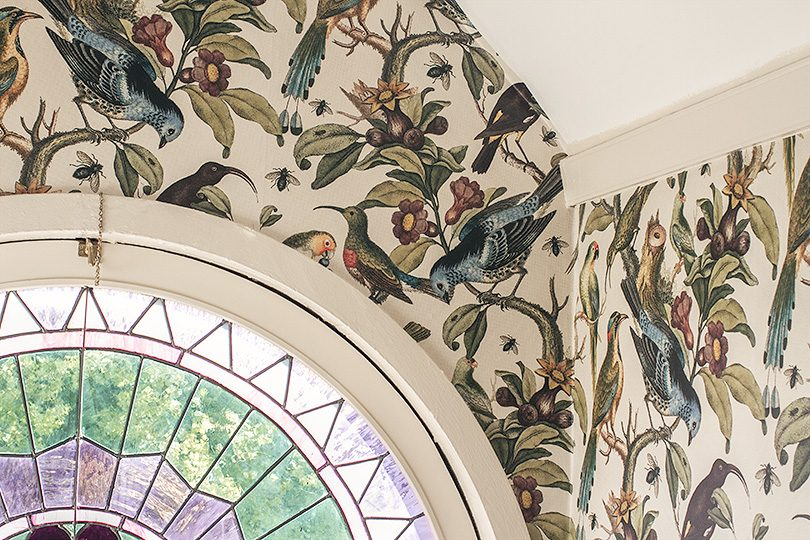 Milton & King Ornithology Wallpaper