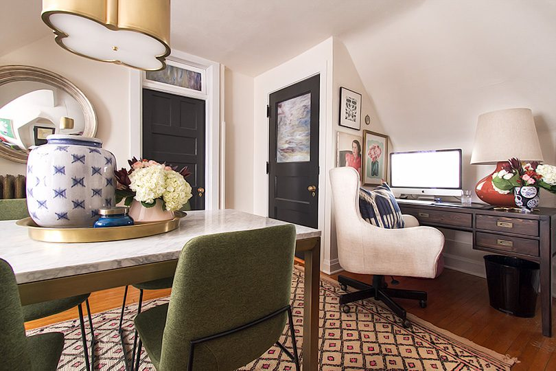 One Room Challenge, Making it Lovely's Home Office