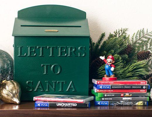 Dear Santa: Video Game Gift Guide 2017