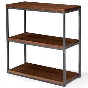 Walnut Bookshelf, Article