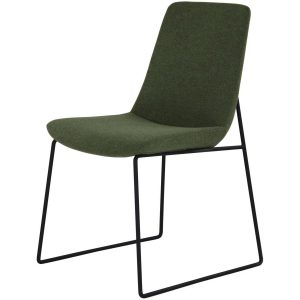 Ruth Green Dining Chair, The Mine