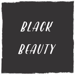 Paint Color: Black Beauty, Benjamin Moore