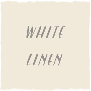 Paint Color: White Linen, Dutch Boy