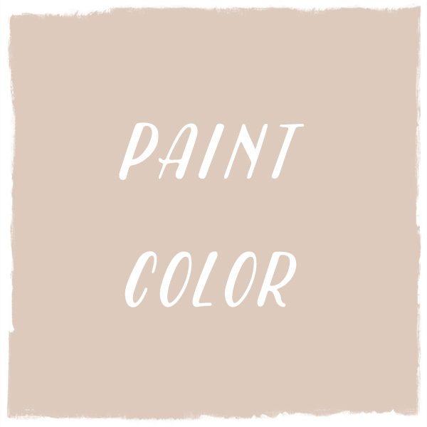 Paint Color: Sandstone Quarry, Dutch Boy
