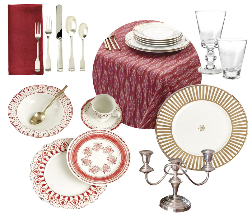Ballard Designs Holiday 2017 Christmas Tabletop