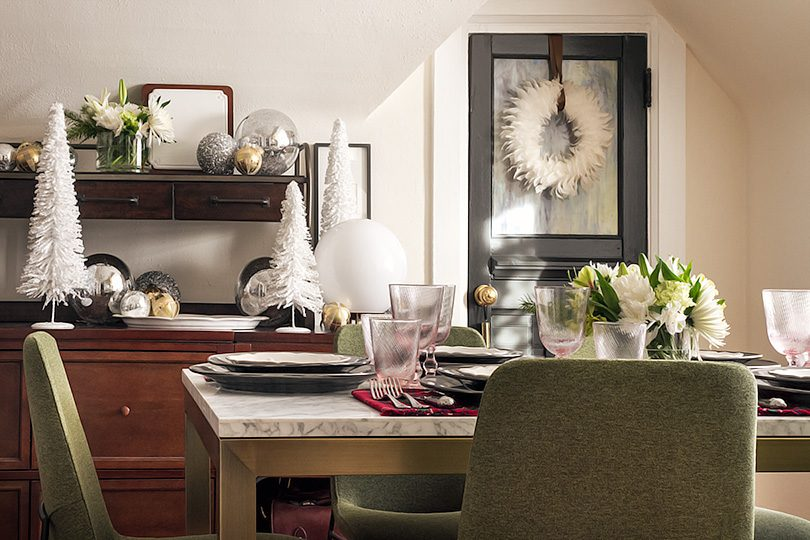 A Christmas Table with Juliska and CarefulPeach   Making it Lovely