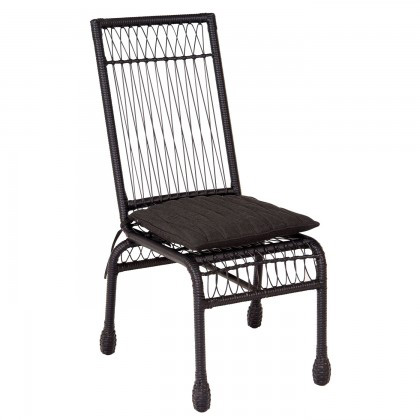 Memoir Outdoor Dining Chair, Stori Modern