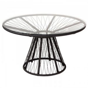 Memoir Outdoor Dining Table, Stori Modern