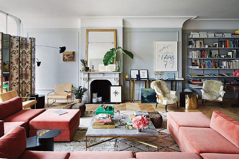 Jenna Lyons' Home in T Mag, photographed by Simon Watson