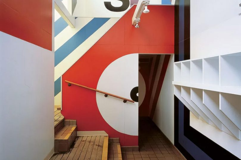 Sea Ranch Supergraphics by Barbara Stauffacher Solomon