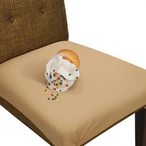 Waterproof Dining Seat Cover