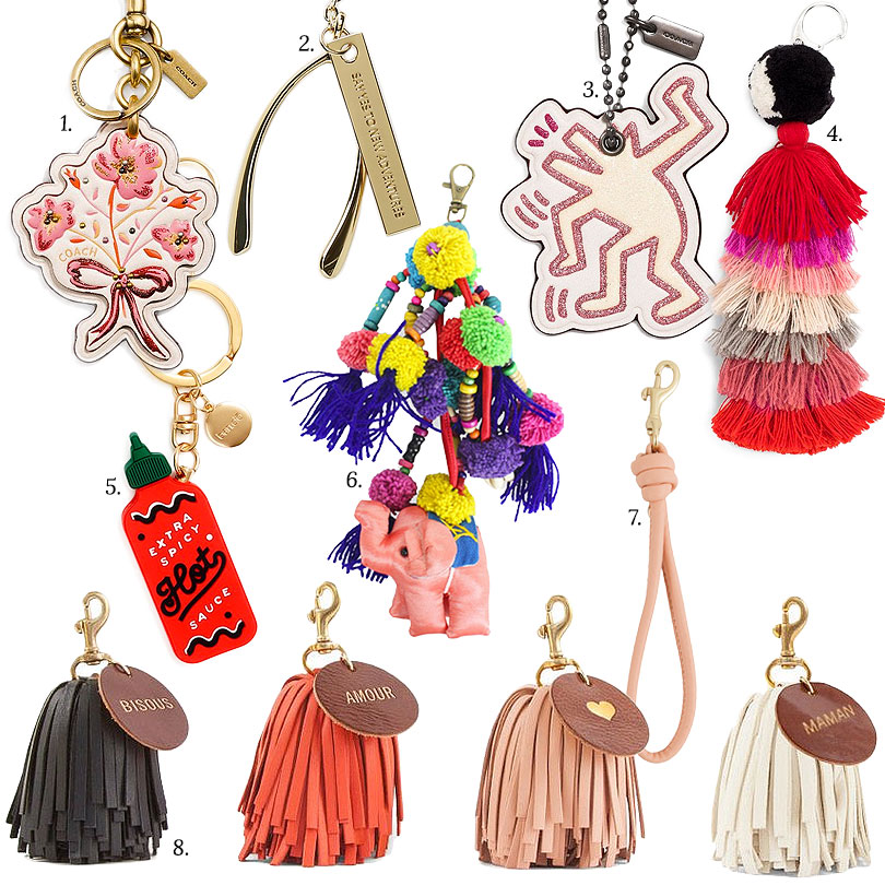 Bag Charms and Keychains