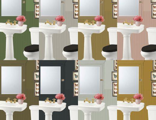 Bathroom Color Options