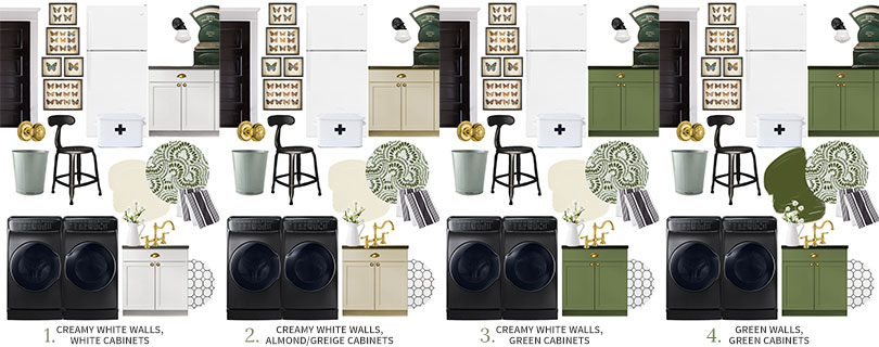 Laundry Room Options | Making it Lovely