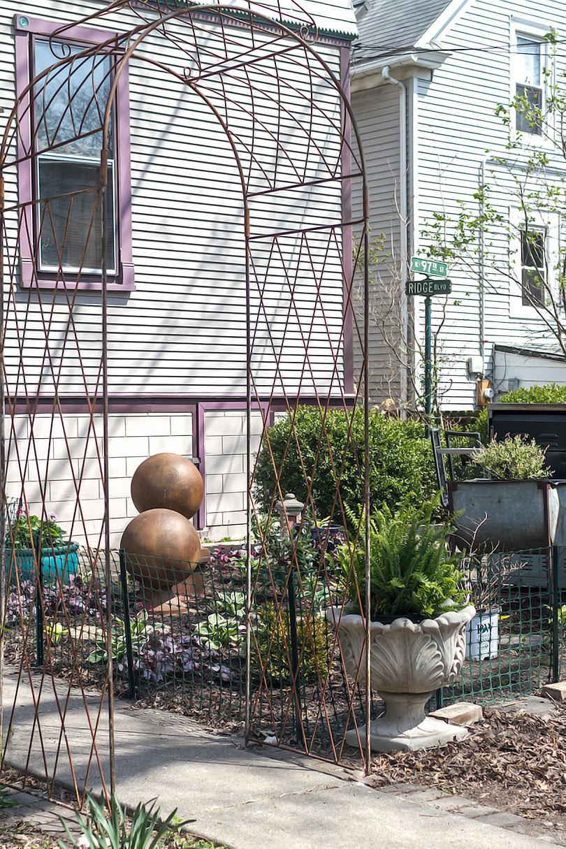 The Beginnings of a Beautiful Backyard   Making it Lovely