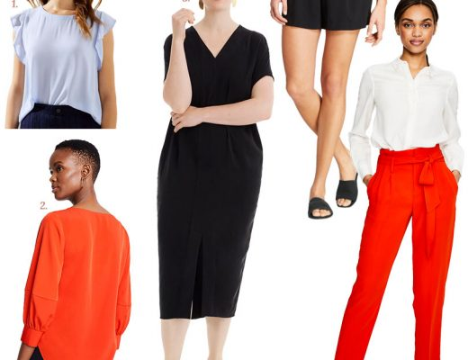 5 Easy Pieces - Wardrobe Basics