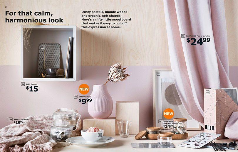 IKEA Gradvis Pink Vase