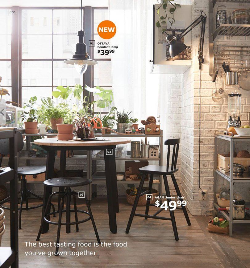 IKEA Ottava Pendant Lamp Light