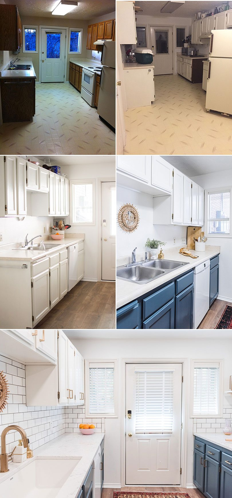 The House That Lars Built: Kitchen Transformation - Before and After