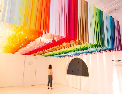 100 Colors - Cup of Jo - Color Factory - Christine Han Photography