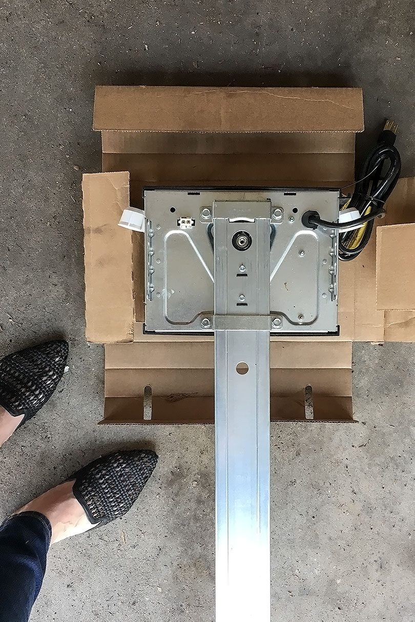 Garage Door Opener in Box