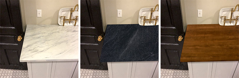 Counters for the Laundry Room
