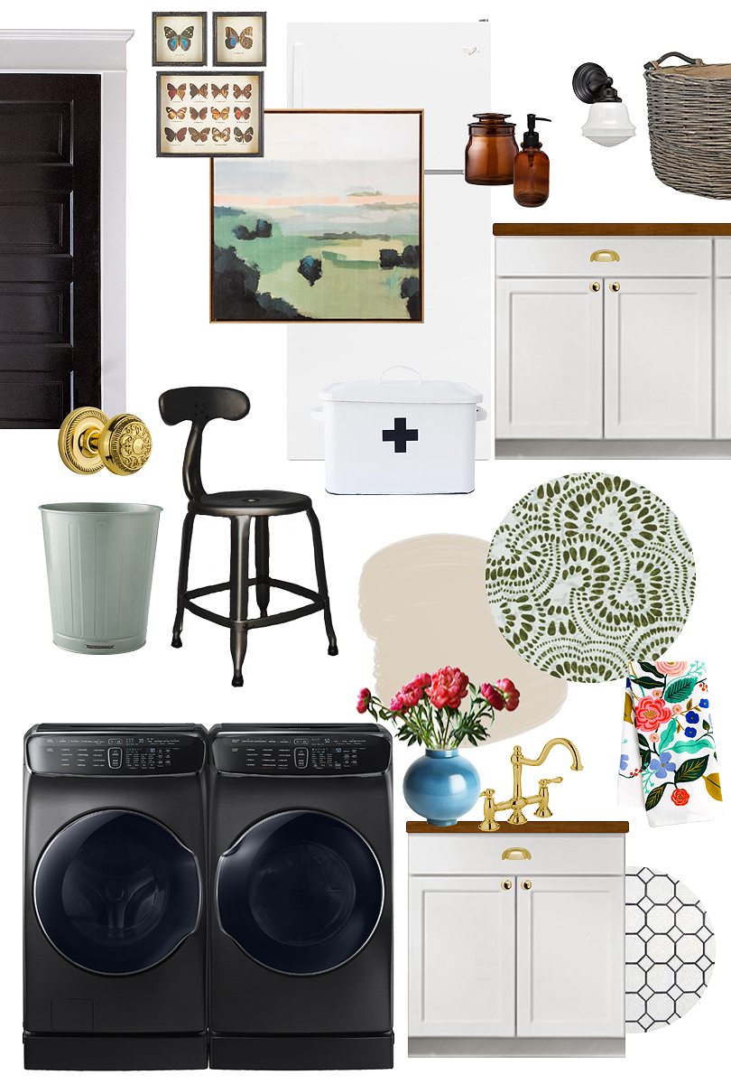Laundry Room Sources | Lowe's | Making it Lovely