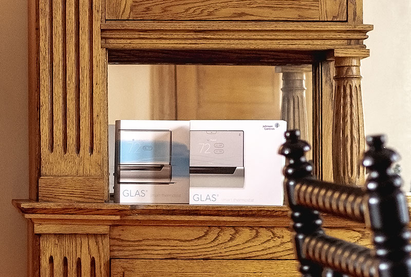 GLAS by Johnson Controls Smart Thermostat