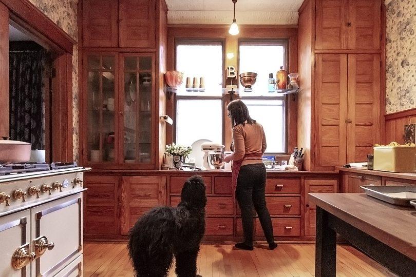 Making Coffee Walnut Cookies - Blog Hop Cookie Swap | Making it Lovely