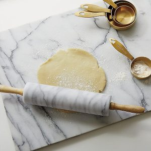French Kitchen Marble Pastry Slab, Crate & Barrel