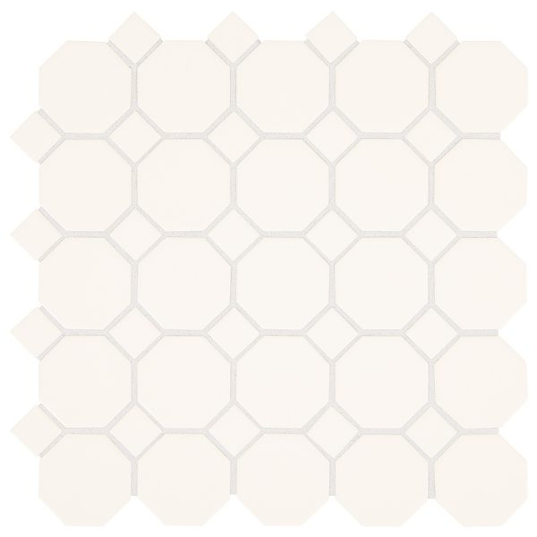 Octagon and Dot Tile, Lowe's