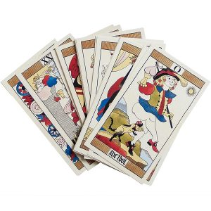 Oversized Eros Erotic Tarot Cards, Uusi