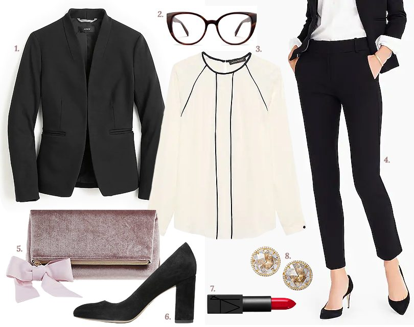 Style: Womens' Suiting | Making it Lovely