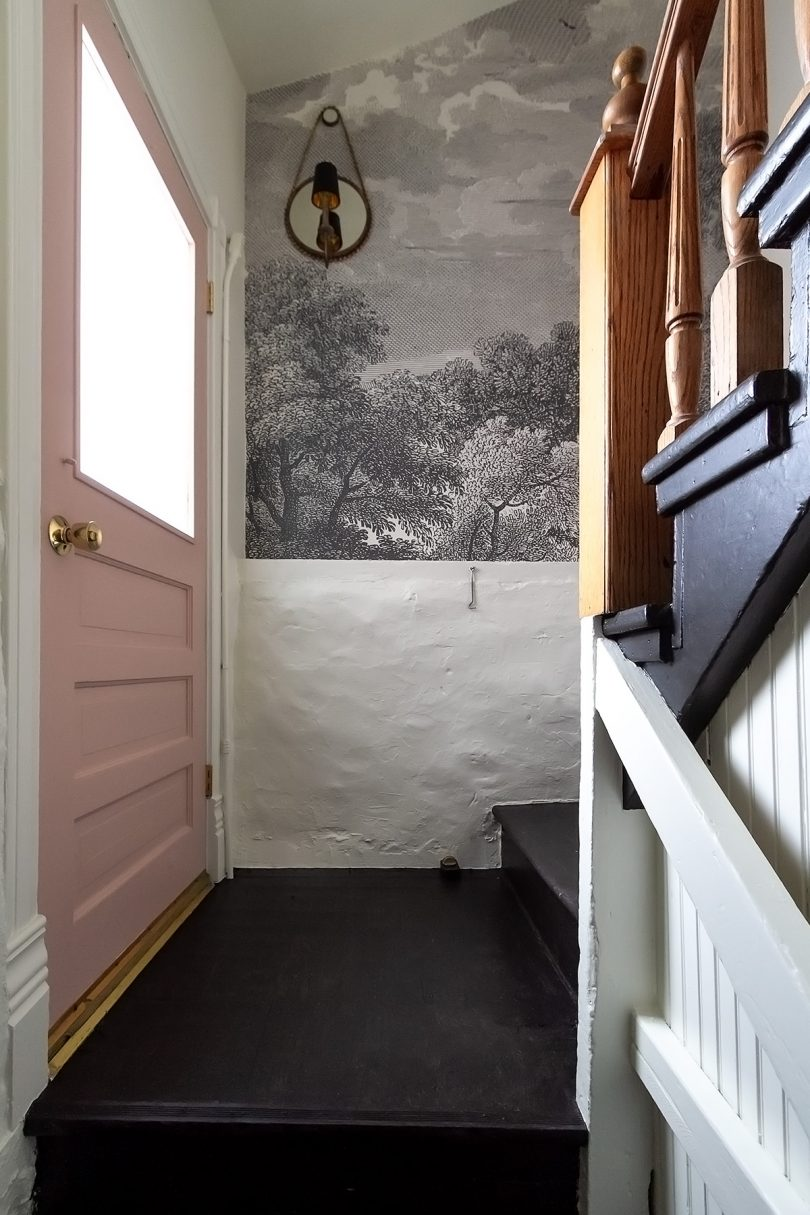 Back Entryway, After | Making it Lovely