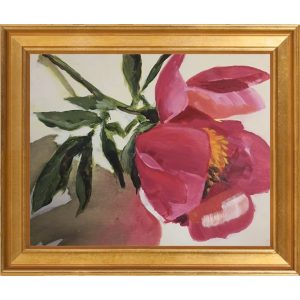 Peony by Philine Van Der Vegte from Artfully Walls