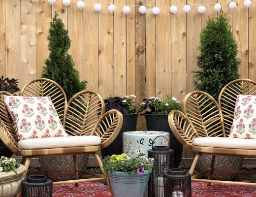 Creating an Insta-Worthy Backdrop Outdoors   Making it Lovely
