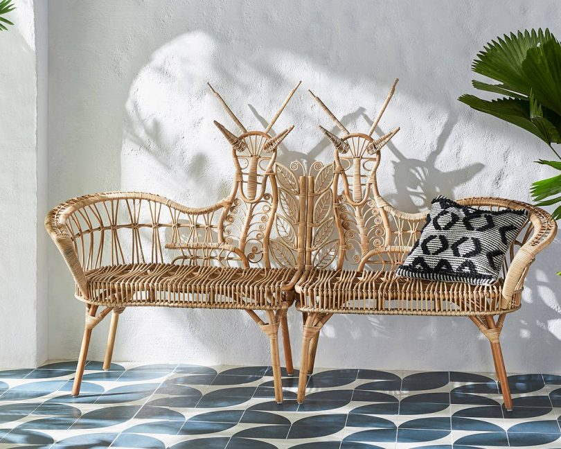 Springbok Benches - Anthropologie