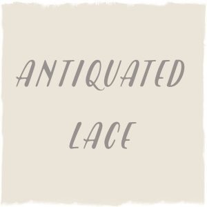 Paint Color: Antiquated Lace, Dutch Boy 017W