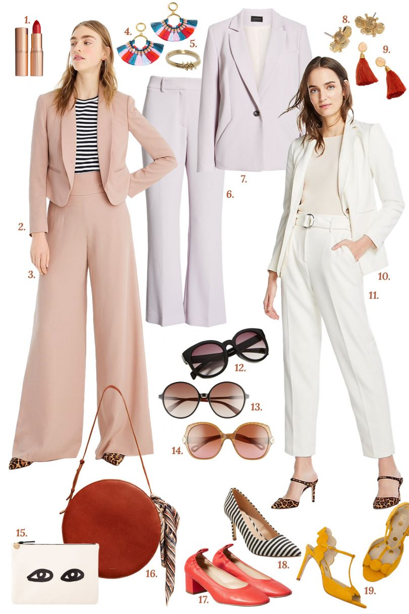 Summer Suits | Making it Lovely