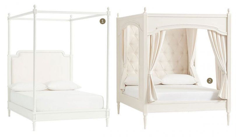 Canopy Beds - Modern Princess
