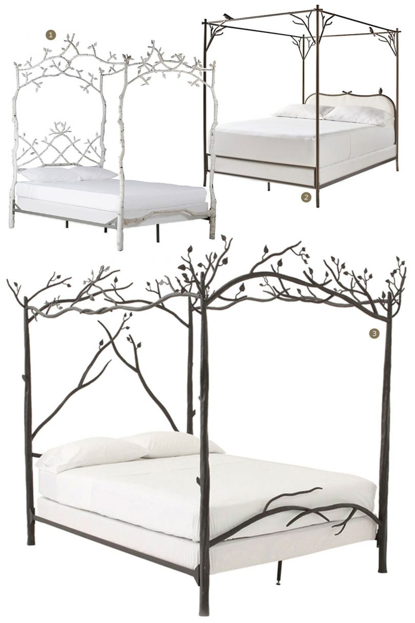 Canopy Beds - Trees