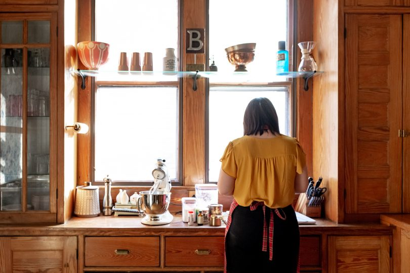 Nicole Balch, Kitchen, Making it Lovely