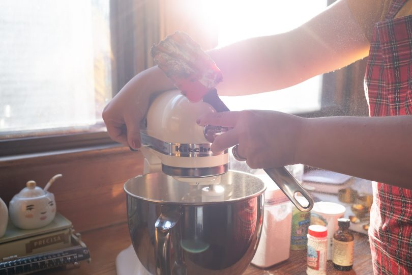 All hail the KitchenAid Mixer