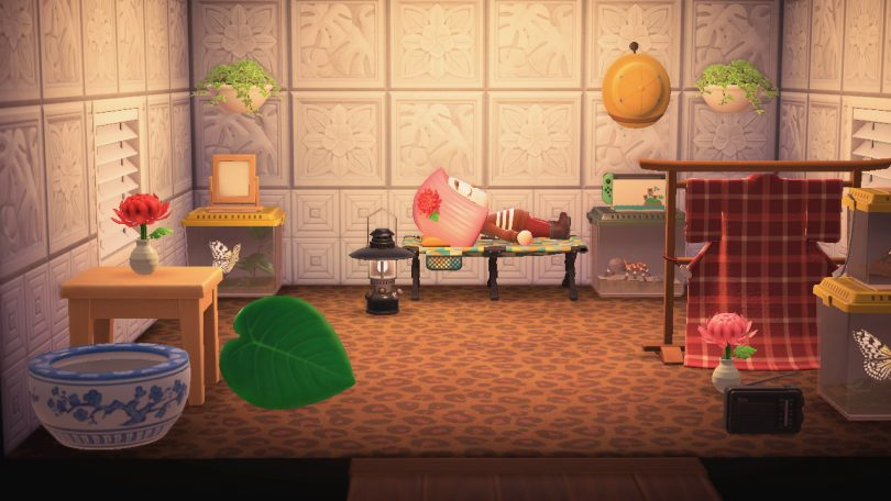 Feeling at Home (Animal Crossing: New Horizons)