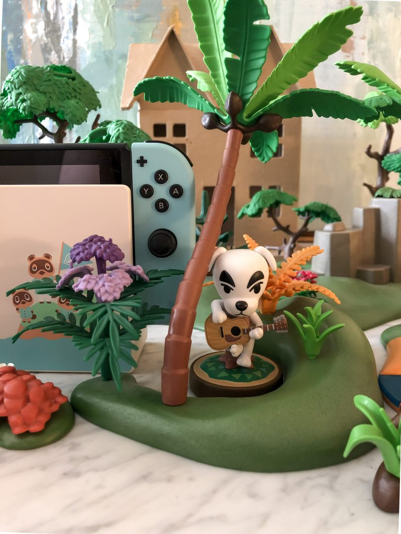 K.K. Slider and the Animal Crossing Nintendo Switch